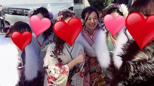 矢野成人式1